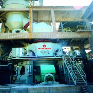 Factory Cheap Hot Small Ball Mill - Cement vertical mill – BBMG