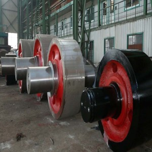 Factory Outlets Finish Mill Cement - Grinding roller – BBMG