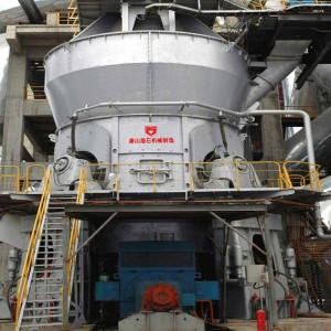 High Performance Sand Grinding Mill - Raw Vertical Mill – BBMG