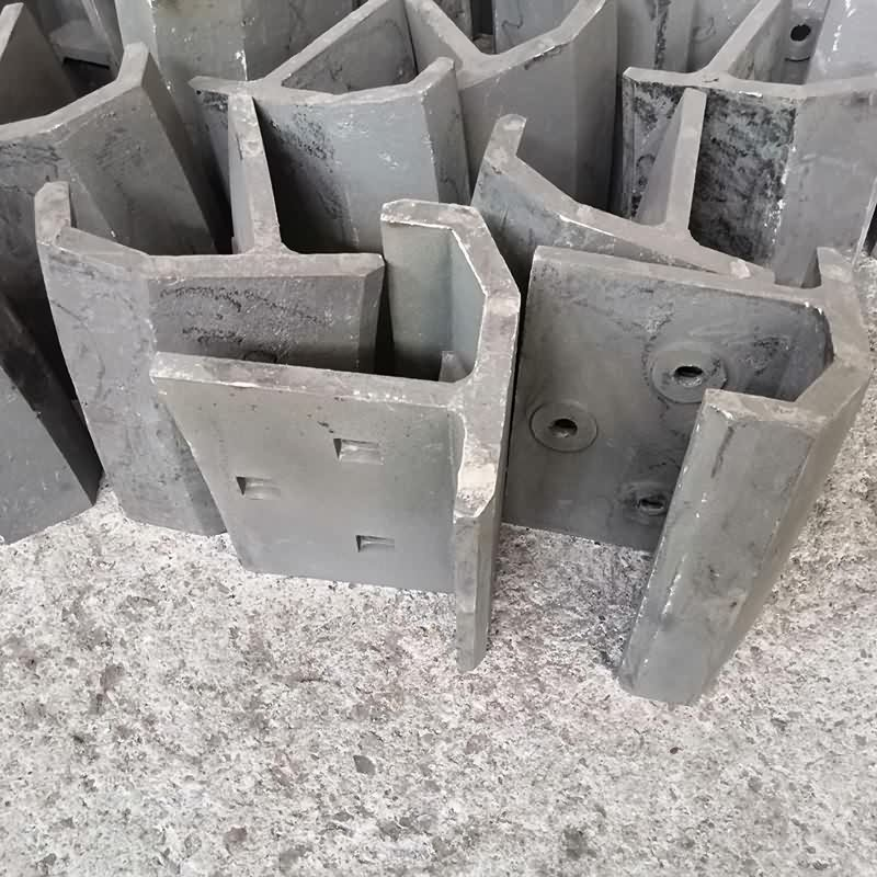 Chinese Professional Magnesia-Hercynite - kiln nose is China's high-quality heat-resistant steel guard plate – BBMG