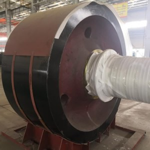 Wholesale Price The Rotary Cement Kiln - kiln support roller – BBMG