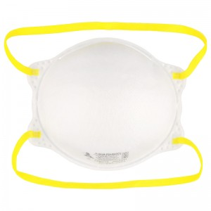 18 Years Factory Cup Shape Mask - 109015 Particulate Filter – Yanyang