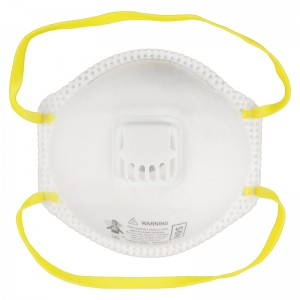 Manufactur standard Reusable Dust Mask - 109016V Particulate Filter with Valve – Yanyang