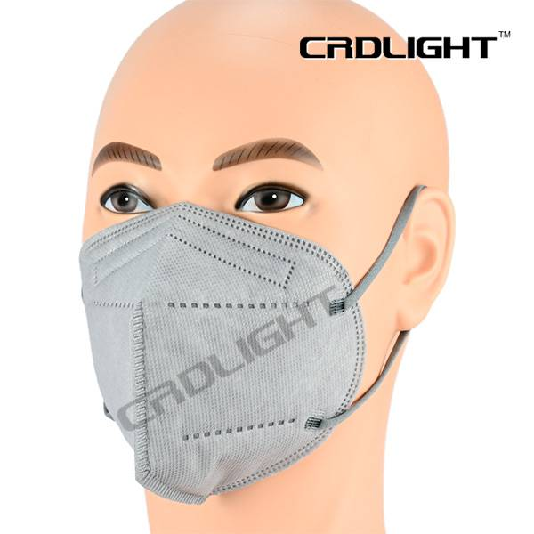 YYC1028 Filtering Half Mask Gray Featured Image