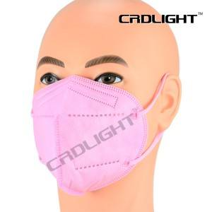 YYC1028 Filtering Half Mask Pink