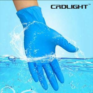 Disposable Nitrile Examination Gloves