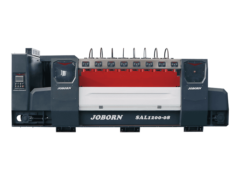 OEM Supply Granite Polishing Machine For Sale - Automatic Litchi-Surface Grinding Machine – Joborn detail pictures
