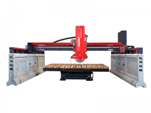 Reasonable price Stone Edge Polishing Machine From China - Bridge Cutting Machine – Joborn