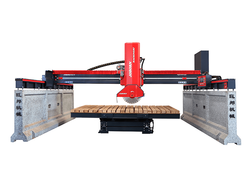 Wholesale Multi Blade Block Saw Cutter - Bridge Cutting Machine – Joborn detail pictures