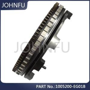 1005200-Eg01b Flywheel Assy Of Great Wall Hover Haval H6