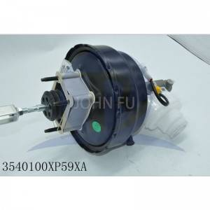 OE CODE 3540100XP59XA Ready stock Vacuum Booster with Brake Pump Assembly for Great wall wingle 5