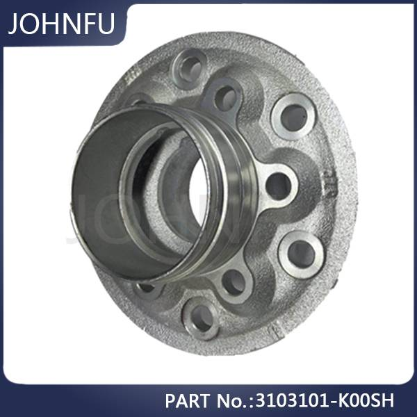 Original 3103101-K00sh Great Wall Spare Parts Hover Fr Wheel Hub With Best Price