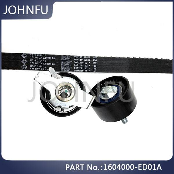 Oe 1604000-Ed01a Original Wingle 5 And Hover H5  Timing Belt Kit For Great Wall Spare Parts 4d20 Engine Featured Image
