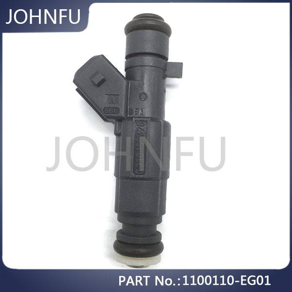 Original 1100110-Eg01 Great Wall Spare Parts Voleex Florid Engine Fuel Injector Assy With Best Price