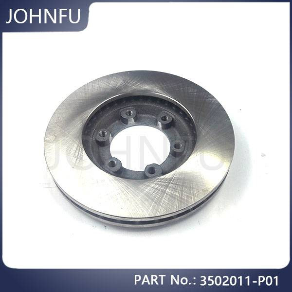 Original 3103101-P01 Great Wall Spare Parts Wingle Front Brake Disc
