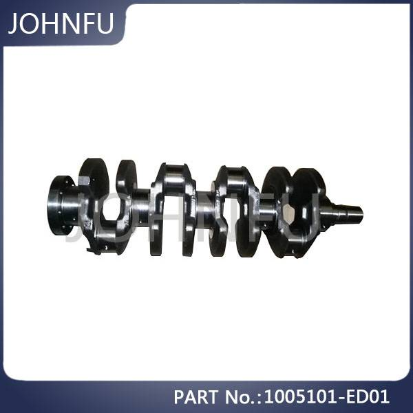 Original 1005101-Ed01 Great Wall Spare Parts Gw4d20 Crankshaft Assembly