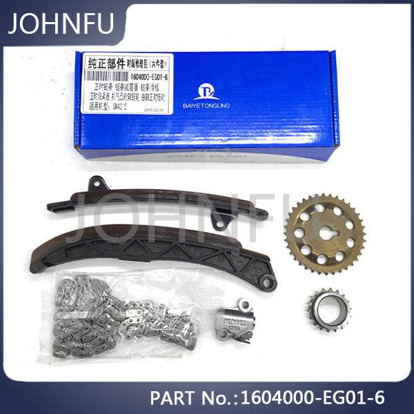 High Quality Great Wall Car Accessories, Original 6pcs Timing Repair Kit 1604000-Eg01-6