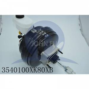 Ready stock Original 3540100XK80XB Vacuum Booster with Brake Pump Assembly for Great wall HAVAL H5