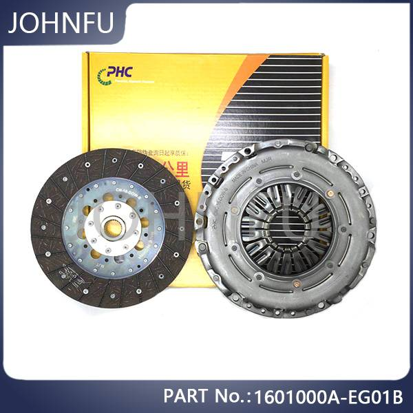 Original 1601000a-Eg01b  Great Wall Spare Parts Haval H6 Clutch Disc And Plate Kit