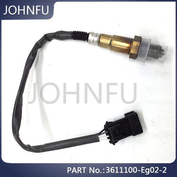 Ready Stock Auto Parts 3611100-Eg02-2 Oxygen Sensor For Great Wall Car Florid