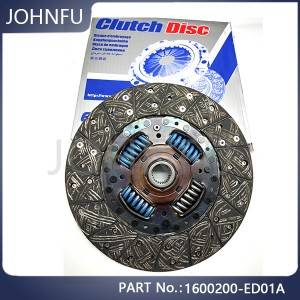 Wholesale Original 1600200-Ed01a Wingle And Hover Great Wall Spare Parts 4d20 Engine Clutch Disc