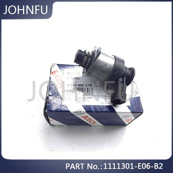Original 1111301-E06-B2 Deer Wingle And Hover Great Wall Spare Parts 2.8tc Fuel Measure Valve