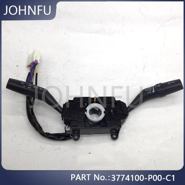 Original 3774100-P00-C1 Great Wall Spare Parts Wingle Engine Combination Sw Assy With Best Price