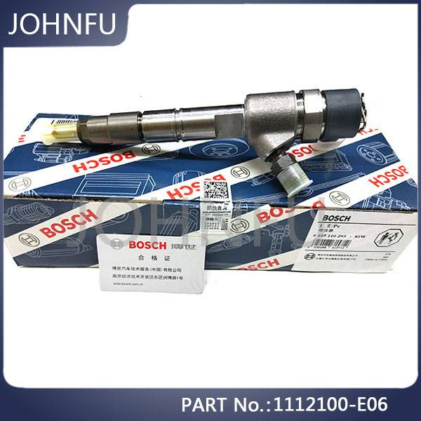 Ready Stock Original 1112100-E06 Great Wall Spare Parts 2.8tc Engine Fuel Injector Assy