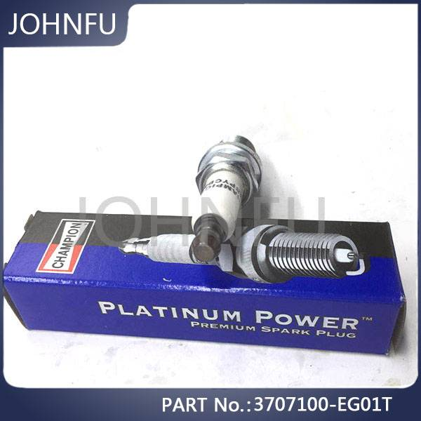 3707100-Eg01t Original Great Wall Haval H6 H2 Parts, Ready Stock 4g64 Engine Spark Plug Kit