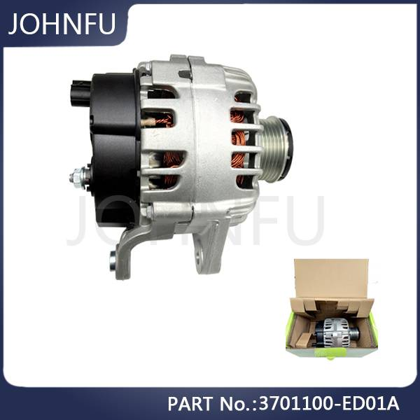 Original 3701100-ED01A Great Wall 4D20 Engine Alternator Generator