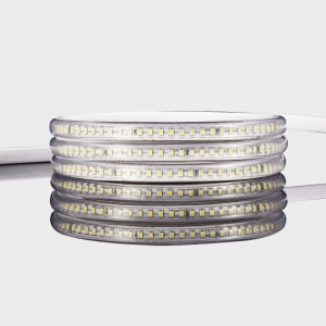 Manufactur standard Flexible Cob Led Strip - waterproof AC 220V input 2835 smd rope light – Joineonlux