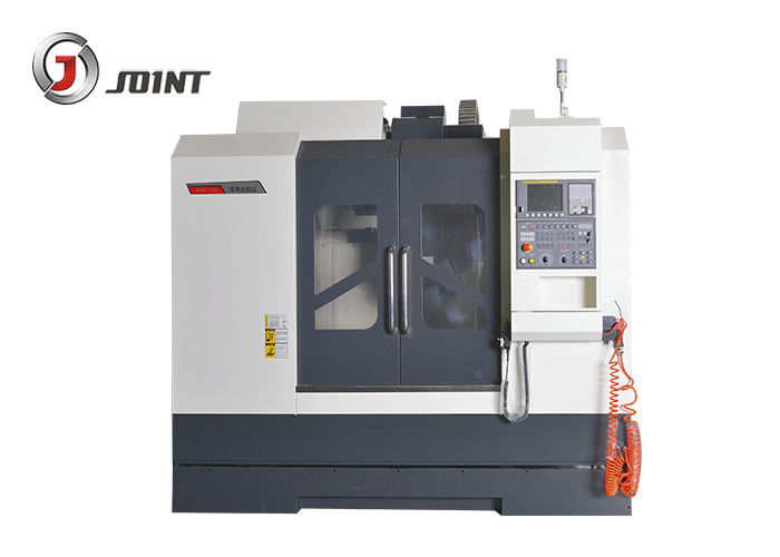 Manufactur standard Cnc Milling Machining Center - 15 M / Min Cutting Feed V54 Cnc Vertical Milling Center Metal Parts Processing – Joint