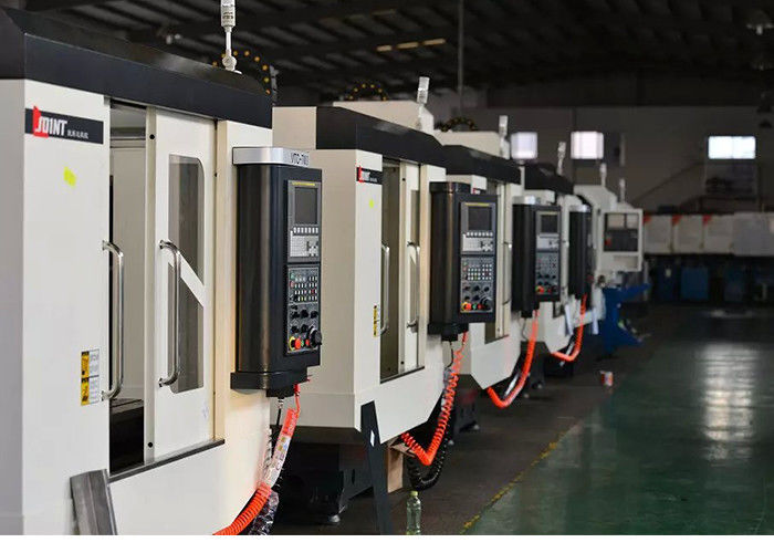 factory Outlets for 5 Axis Cnc Milling Machine - 500 * 400 * 300mm Brother Drill Tap Center Auto Lubrication System Included – Joint