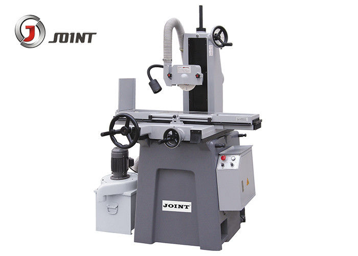 Manual Surface Grinding Machine , Dust Cleaner Benchtop Surface Grinder Slide Way