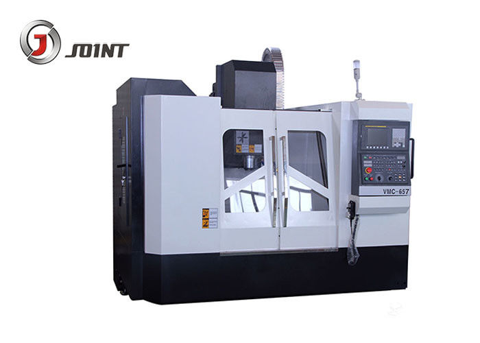 Good Wholesale Vendors Vertical Processing Center - Z Axis Travel 700mm Vertical CNC Machine , Fast Rapid Feed CNC Milling Center – Joint