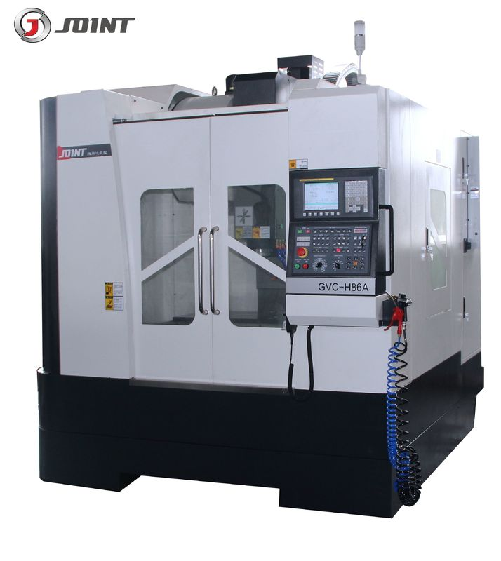 H86 Large CNC Milling Machine , High Speed CNC Milling Machine 15m/Min Cutting Feedrate