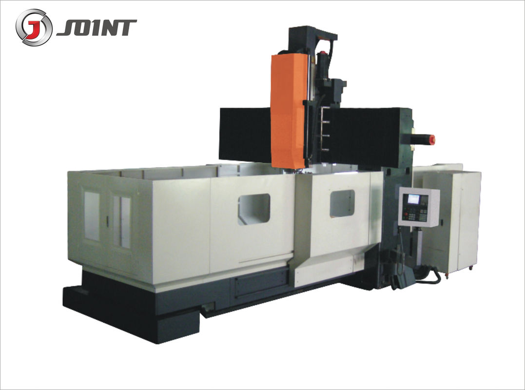 Big Double Column CNC Milling Machines Powerful Processing Capacity BTMC-1302