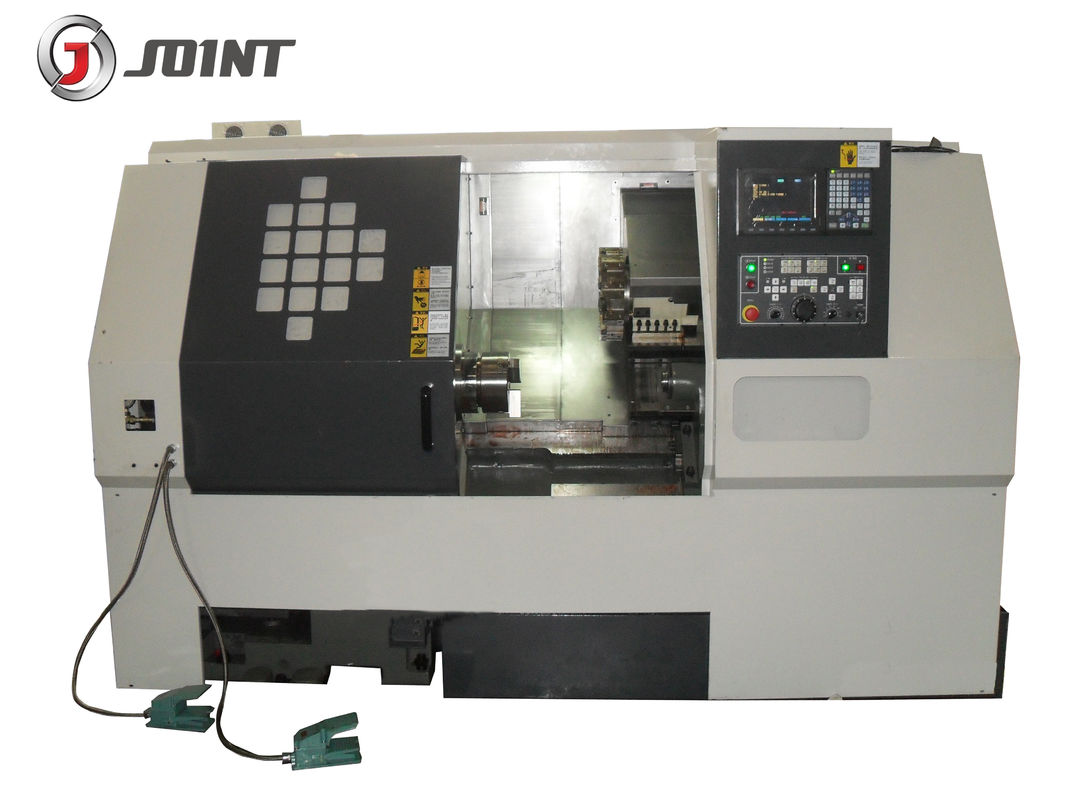 Industrial Horizontal CNC Lathe Machine HTC-3627 260mm Z Aixs Limited Travel