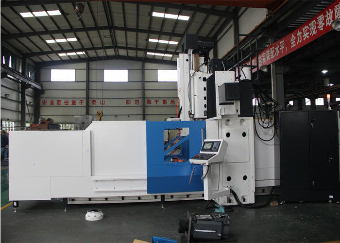 OEM/ODM Factory Cnc Gantry Machining Center - 22kw Double Column Machining Center For Metal Processing High Speed Spindle – Joint