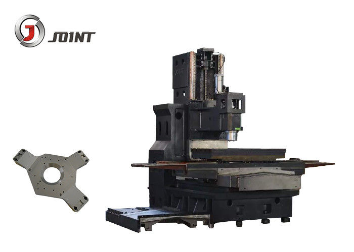 Free sample for 3 Axis Cnc Vertical Machining Center - Roller Linear Way Vertical Machine Center , Direct Drive Spindle CNC Milling Center – Joint