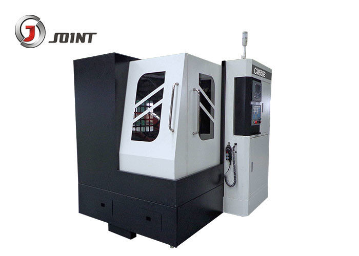 Mold Making CNC Metal Engraving Machine 50 – 300mm Distance Between Tool Head And Table