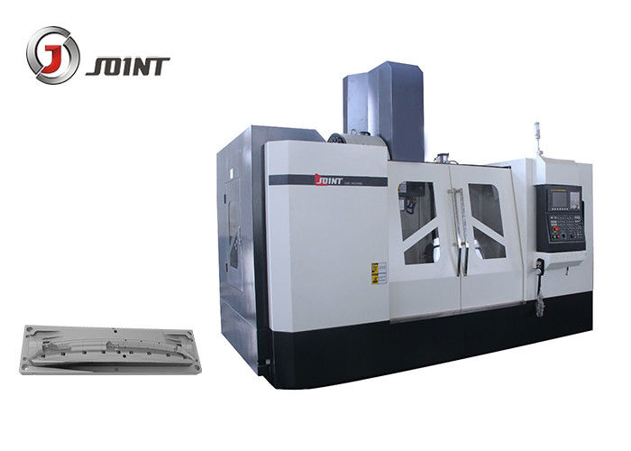 Cheapest Price Cnc Milling - 3 Axis Linear Guideway Vertical CNC Machine 18.5KW Power BT50 45° High Speed – Joint