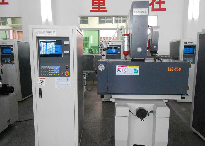 OEM/ODM Supplier Electrical Discharge Machining - High Stability CNC EDM Machine , 650L Filter Container Cude EDM Spark Machine – Joint