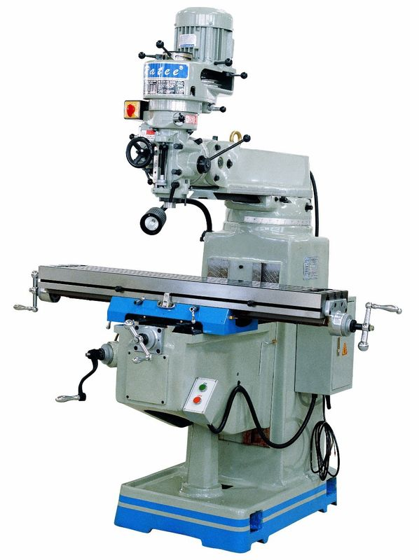 Turret Milling Machine , 3E Knee Type Milling Machine,ram turret milling machine,step speed