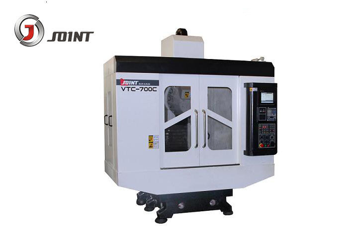 Linear Gudie Ways Axis CNC Drill Tap Center 48m / Min Rapid Feed For Industry