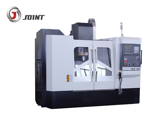 15 KiloVolt – Ampere Vertical CNC Machine VMC850B With BT40 150mm Spindle