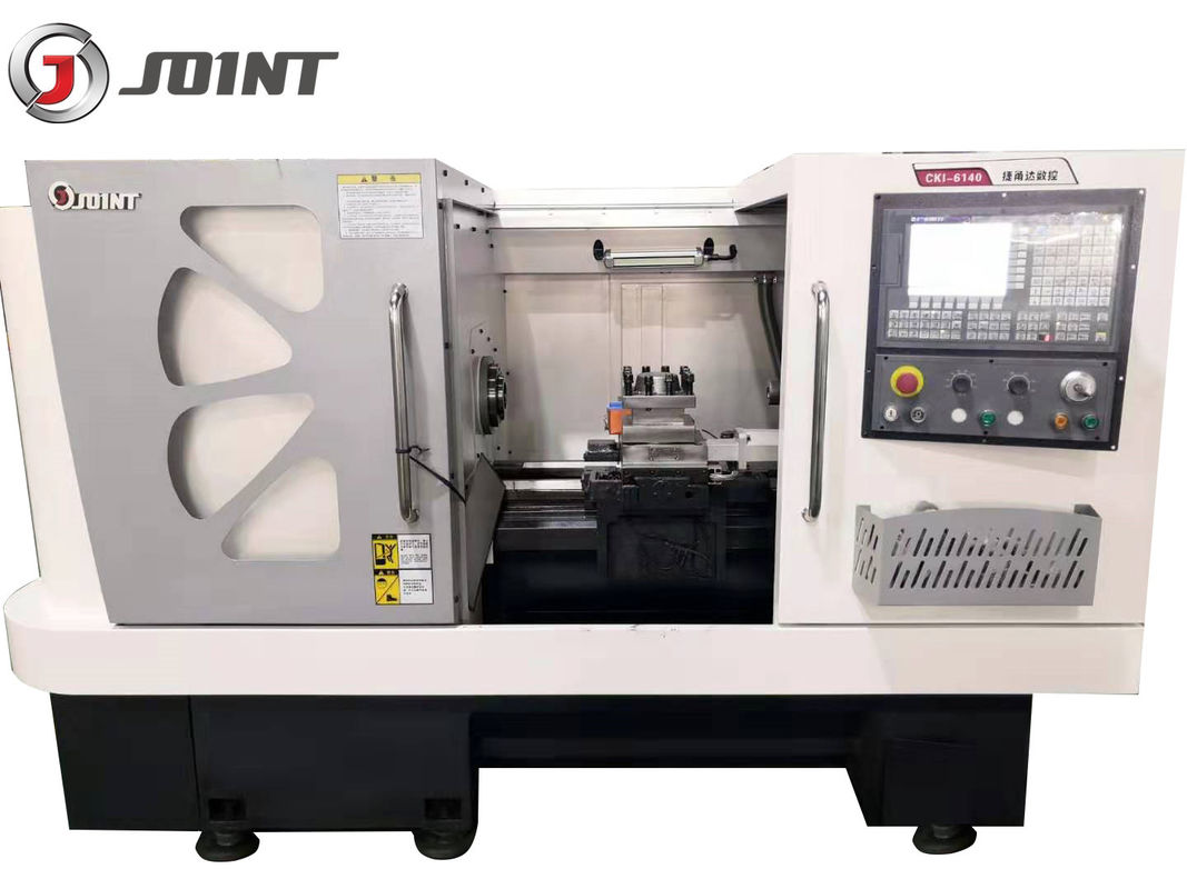 Low MOQ for China Horizontal Lathe - Digital CNC Turning Center Machine 2800rpm Spindle Rotation Speed CKI6140 – Joint