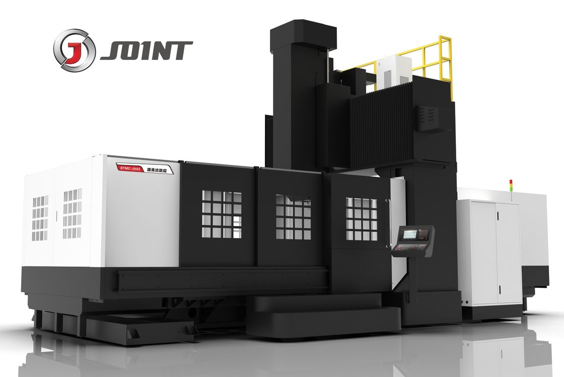 High definition Five Axis Gantry Cnc Machining Center - VMC Beam Construction Double Column Machining Center Large Casting CNC BTMC-2505 – Joint