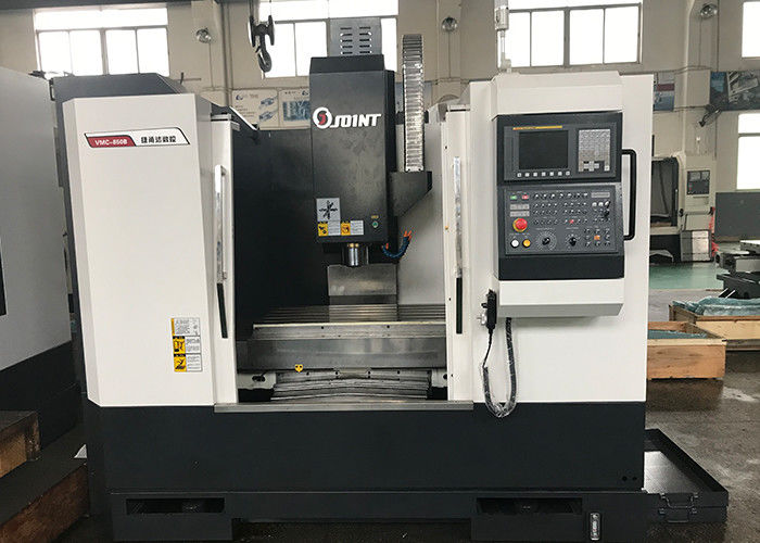 2020 New Style Cnc Milling Machine Metal - Industrial Vertical Milling Center Machine 800mm X Axis Travel And 600kg Max Load – Joint