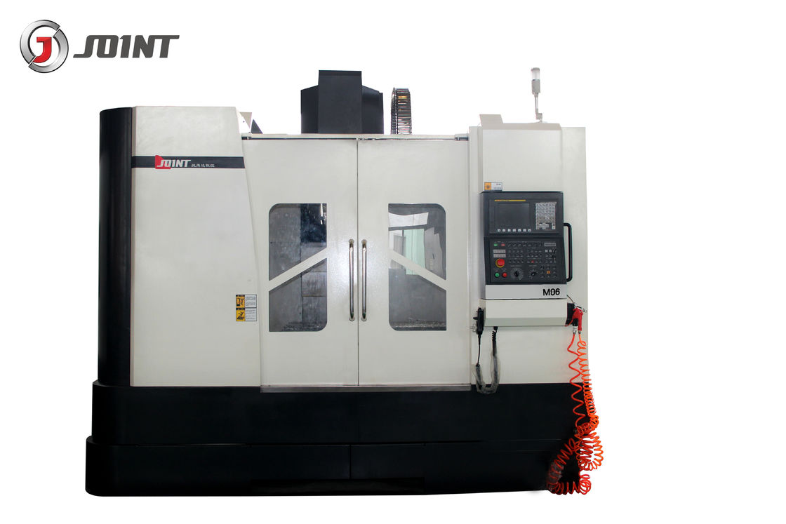 3 Axis VMC Metal Mold Vertical CNC Machine 0.006 Positioning Accuracy